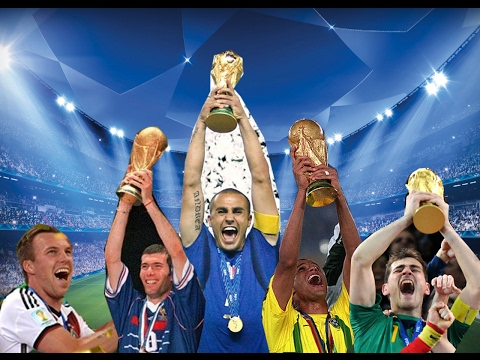 World Cup Final Goals 1998 TO 2014