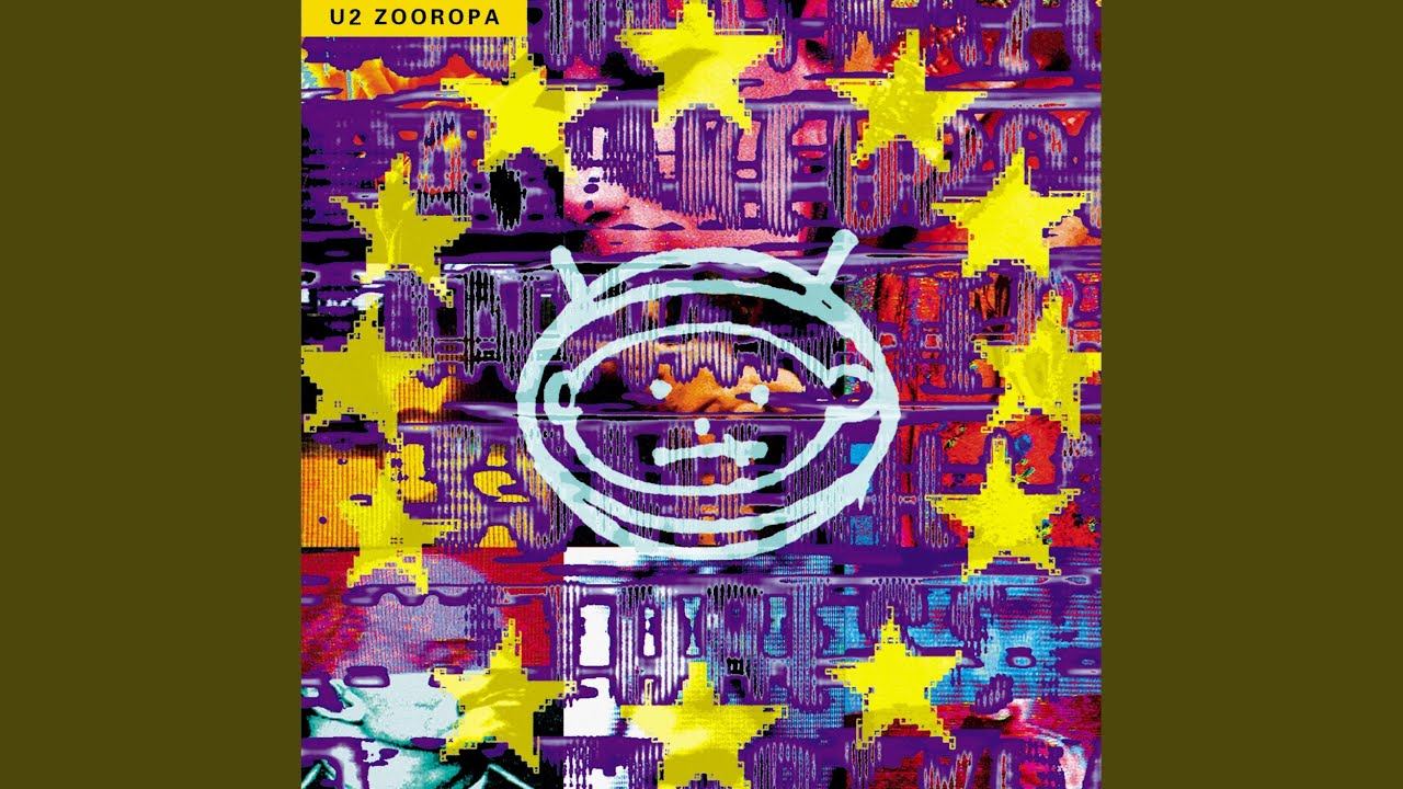 Zooropa: 25 years ago, U2 released the weirdest album of its