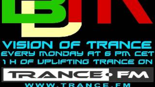 Bass Line Man On Trance.fm - Vision Of Trance Episodio 005 (01-07-2013)