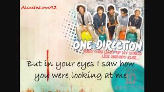 One Direction - I Should've Kissed You (Full) LYRICS