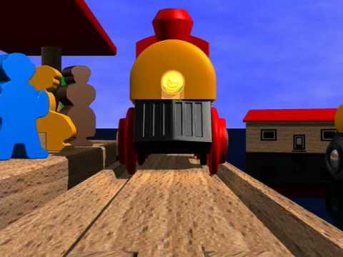 The Wooden Railway