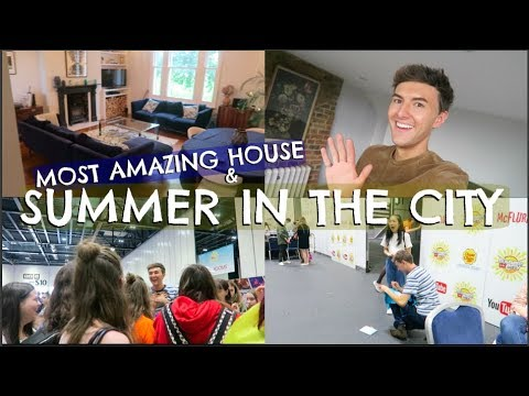 MOST AMAZING HOUSE & SUMMER IN THE CITY '17