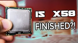 Planned OBSOLESCENCE on X58 CPUs...!?  and RE: HUB i7-980x