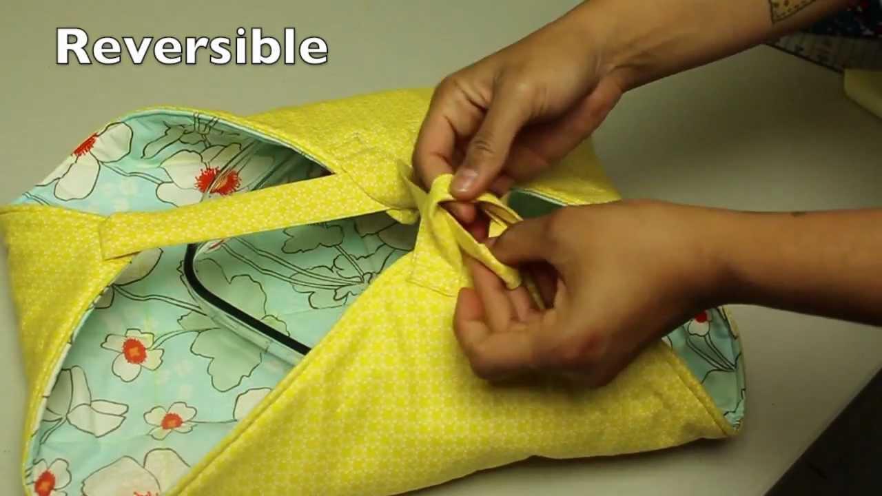 Como coser un Cargador De Cazuela o Plato- Costura y ...