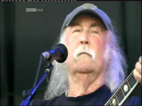 Crosby Stills & Nash - Live at Glastonbury 2009 (Full Pro Shot Concert)
