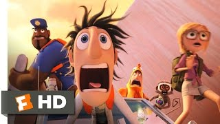 Cloudy with a Chance of Meatballs 2 - Living Food Scene (3/10) | Movieclips thumbnail