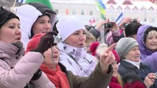Видеодневник Эстафеты. День 31. Ханты-Мансийск