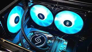 Top 5 Best Liquid CPU Cooler of 2020