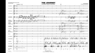 The Journey (An Official Theme of the NCAA) by Alan Silvestri / arr. Jay Bocook