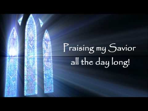 Blessed Assurance with Lyrics
