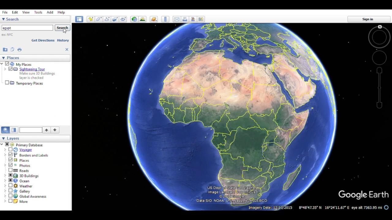 Egypt google earth youtube egypt google earth gumiabroncs Gallery