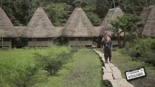 EATA 102 Napo: Parque Nacional Yasuní. Comunidad Kichwa de Añangu Parte 1