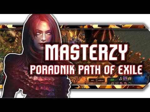 🔥 Path of Exile / Poradnik / Masterzy, mistrzowie i hideout