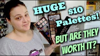 LIVE CHAT - REALLY Inexpensive Makeup! But Is it worth that price? Testing Profusion Cosmetics LIVE!