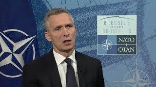 Столтенберг: 'Трамп разделяет подход НАТО к России'