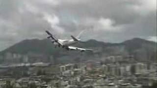 Hong Kong Kai Tak Airport (1925 - 1998) 香港啟德機場