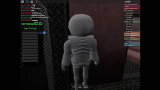 All SCP Site-61 ROLEPLAY Roblox Morphs!