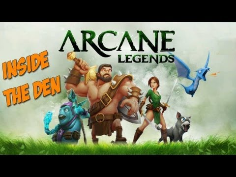 Arcane Legends Gameplay Review Inside The Den HD Feature