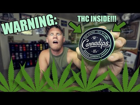 The WEED Dip. Actual MARIJUANA in it!!!