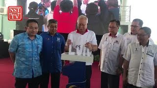Najib announces RM1.3b allocation for Langkawi infrastructure