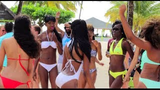Gyptian   Wet Fete Ft. Kes The Band | Official Music Video