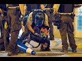 Oops! Cops Assault Fellow Officer Posing As Protester