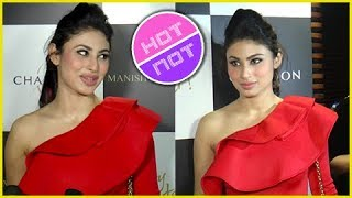 Mouni Roy SIZZLES In RED | Talks About Working With Akshay Kumar