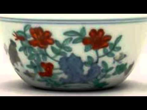 Chinese 'chicken cup' could sell for record US$38m