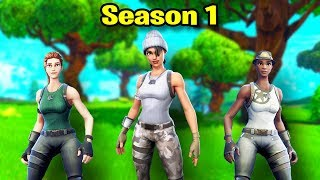Fortnite SEASON 1 Montage #3