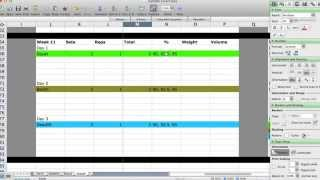 POWERLIFTING PROGRAM PART 5 - Using Excel and a free downloadable program
