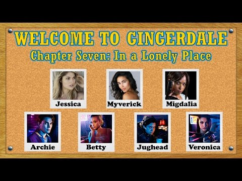 Chapter 7:  In a Lonely Place l Riverdale Live After Show | Welcome To Gingerdale