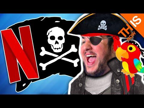 Netflix SAVED Piracy 🏴☠️
