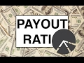 What is the Payout Ratio?   Dividend Definitions #1