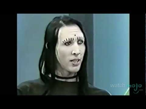 Marilyn Manson Biography Life And Career Of The Antichrist Superstar