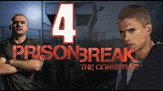 Prison Break: The Conspiracy Walkthrough Hd - Across The Roof To The Infirmary -