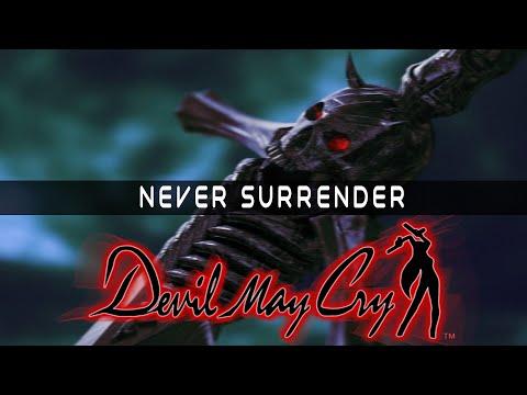 #DMC #Rebellion #Official NEVER SURRENDER  REBELLION  Devil May Cry Song thumbnail