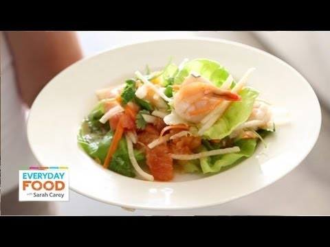 Citrus Shrimp Salad | Everyday Food with Sarah Carey