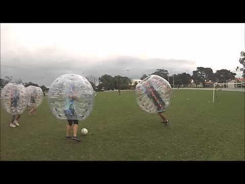 Bubble Soccer Eastern Suburbs Sydney | BubbSoc
