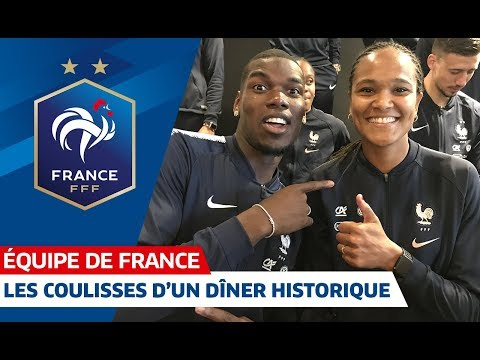 An interviewer asks Mbappe if he's given the French women's NT any tips. Mbappe: No, they don't need any. They're already at the top.