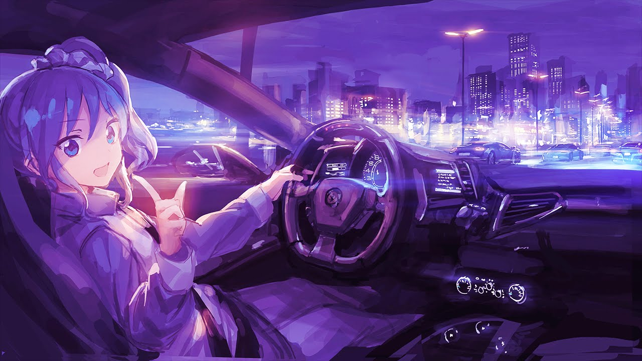 Nightcore - Purple Lamborghini - YouTube