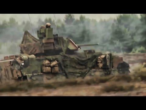 U.S. Mechanized Infantry & Tanks • Combined Arms Live Fire