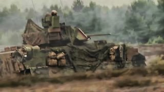 U.S. Mechanized Infantry & Tanks • Combined Arms Live Fire