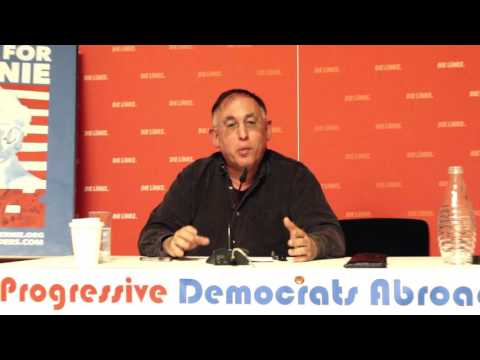 Progressive Democrats Abroad Panel Discussion