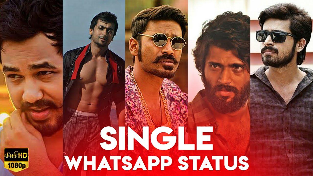 🔥😎Single whatsapp status in tamil | 🔥😎 MORATTU SINGLE