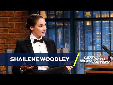 Shailene Woodley Fights for Native Americans Against North Dakota Pipeline