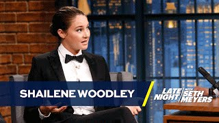 Shailene Woodley Fights for Native Americans Against North Dakota Pipeline