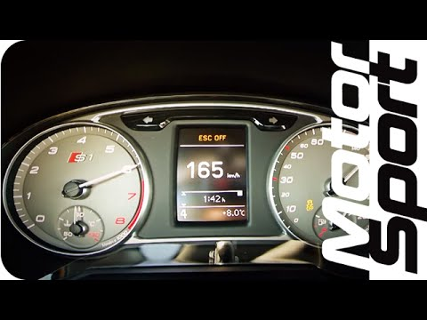 0-245 km/h : Audi S1 Quattro TOP SPEED (Motorsport)