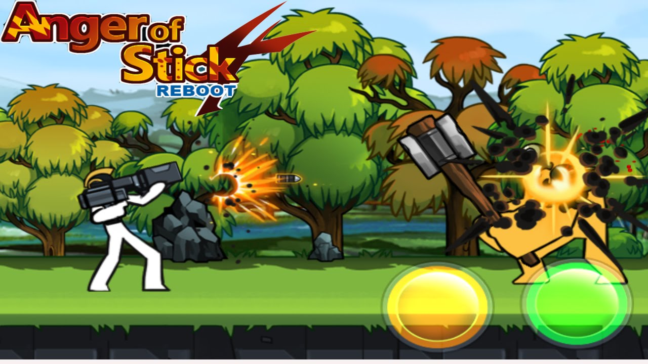 Anger of Stick 4 apk android, pc et ios