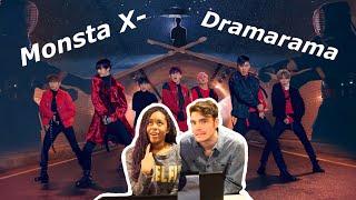 Monsta X Dramarama MV Reaction!