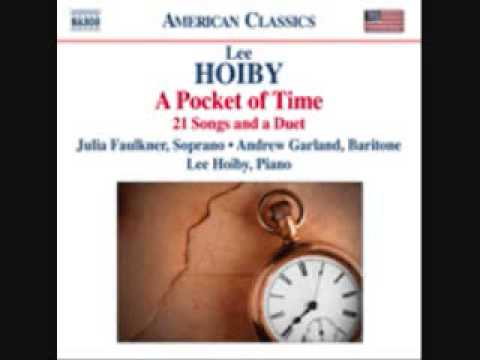 I Was There - Andrew Garland, baritone, Lee Hoiby, piano